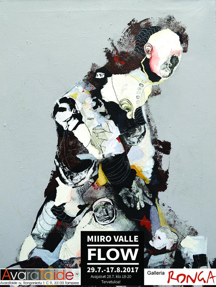 Miiro Valle - FLOW - sahkoinenKutsukortti